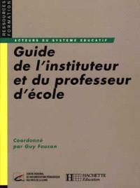 Guide de l'instituteur et du professeur d'école