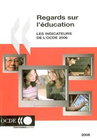 Regards sur l'éducation : les indicateurs de l'OCDE