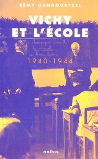 Vichy et l'école : 1940-1944