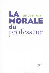 La morale du professeur