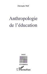 Anthropologie de l'éducation