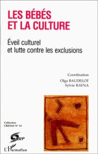 Les bébés et la culture : éveil culturel et lutte contre les exclusions