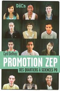 Promotion ZEP : des quartiers à Sciences Po