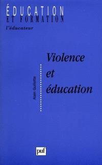 Violence et éducation : incidents, incivilités et autorité dans le contexte scolaire