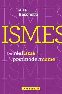 Ismes : du réalisme au postmodernisme