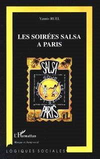 Les soirées salsa à Paris