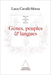 Gènes, peuples et langues