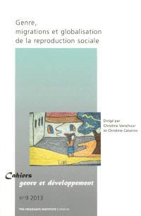 Genre, migrations et globalisation de la reproduction sociale