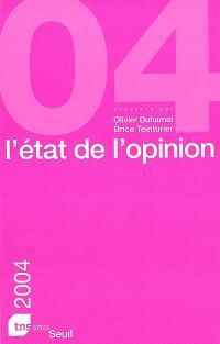 L'état de l'opinion : 2004