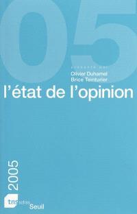 L'état de l'opinion : 2005
