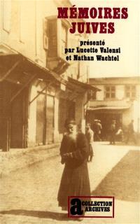 Mémoires juives