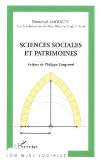 Sciences sociales et patrimoines