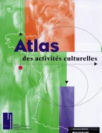Atlas des activités culturelles