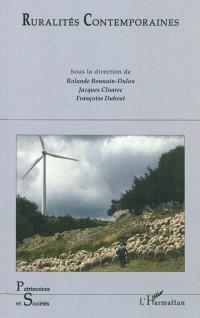 Ruralités contemporaines : patrimoine, innovation & développement durable