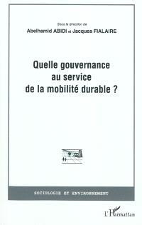 Quelle gouvernance au service de la stratégie durable ?