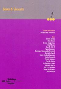 Genres & sexualités : actes du Colloque Des femmes et des hommes, genres et sexualités