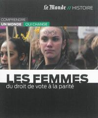 Les femmes : du droit de vote à la parité