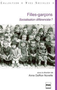 Filles-garçons : socialisation différenciée ?