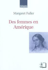 Des femmes en Amérique