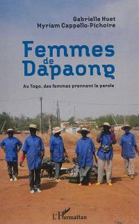 Femmes de Dapaong : au Togo, des femmes prennent la parole