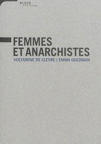 Femmes et anarchistes