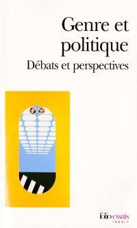 Genre et politique : débats et perspectives