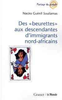 Des beurettes aux descendantes d'immigrés nord-africains