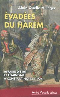 Evadées du harem : affaire d'Etat et féminisme à Constantinople (1906)