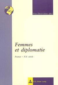 Femmes et diplomatie : France, XXe siècle