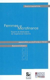 Femmes et microfinance : espoirs et désillusions de l'expérience indienne