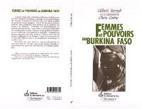 Femmes et pouvoirs au Burkina Faso