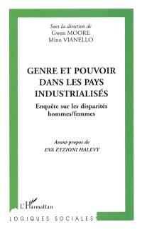 Genre et pouvoir dans les pays industrialisés : enquête sur les disparités hommes-femmes