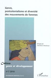 Genre, postcolonialisme et diversité des mouvements de femme