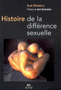 Histoire de la différence sexuelle : essai
