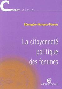 La citoyenneté politique des femmes : 2003