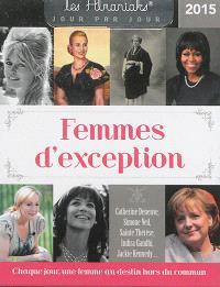 Femmes d'exception 2015