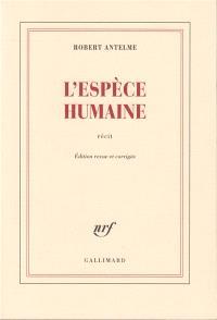 L'espèce humaine