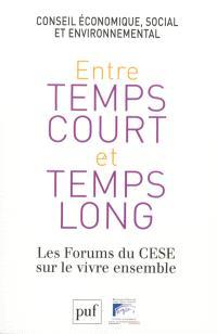 Entre temps court et temps long : les forum du CESE sur le vivre ensemble