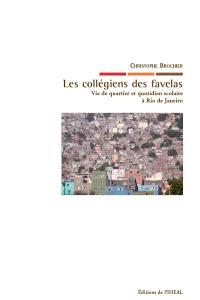 Les collégiens des favelas : vie de quartier et quotidien scolaire à Rio de Janeiro