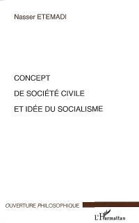 Concept de société civile et idée du socialisme