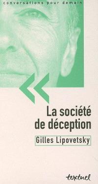 La société de déception
