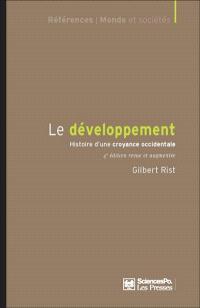Le développement : histoire d'une croyance occidentale