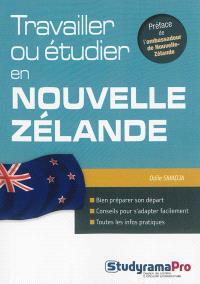 Travailler ou étudier en Nouvelle-Zélande