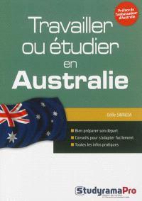 Travailler ou étudier en Australie