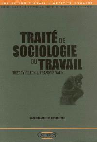Traité de sociologie du travail