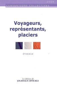 Voyageurs, représentants, placiers : accords nationaux interprofessionnels