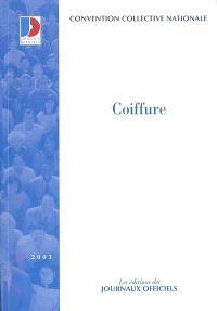 Coiffure : convention collective nationale du 3 juillet 1980 étendue par arrêté du 5 décembre 1980