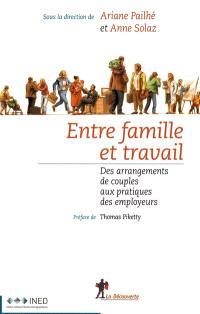 Entre famille et travail : des arrangements de couples aux pratiques des employeurs