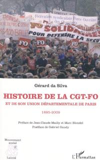 Histoire de la CGT-FO et de son Union départementale de Paris : 1895-2009