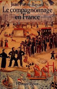 Le compagnonnage en France